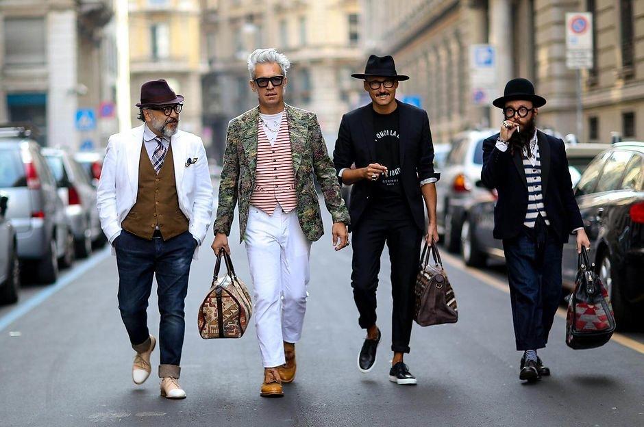 итальянский стиль в одежде для мужчин фото тбилиси