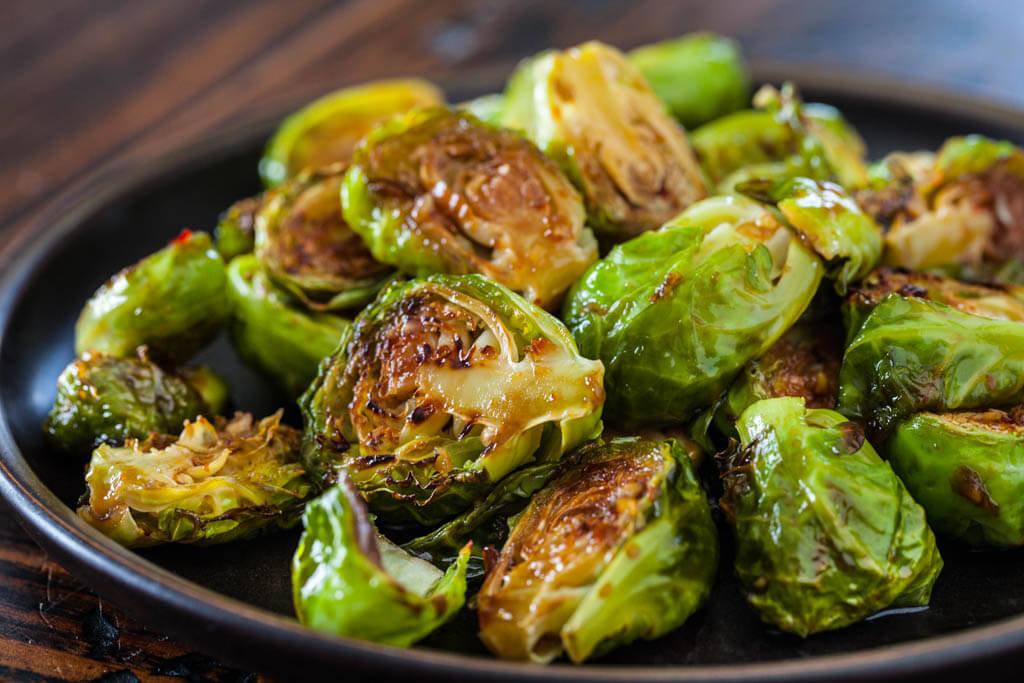 рецепты брюссельской капусты