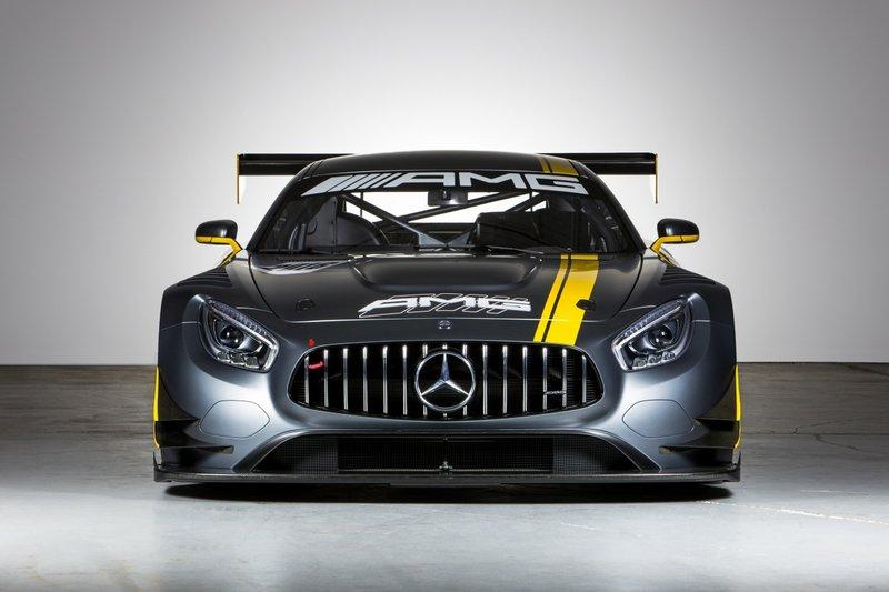 Спорт тюнинг Mercedes-Benz AMG GT3 C190