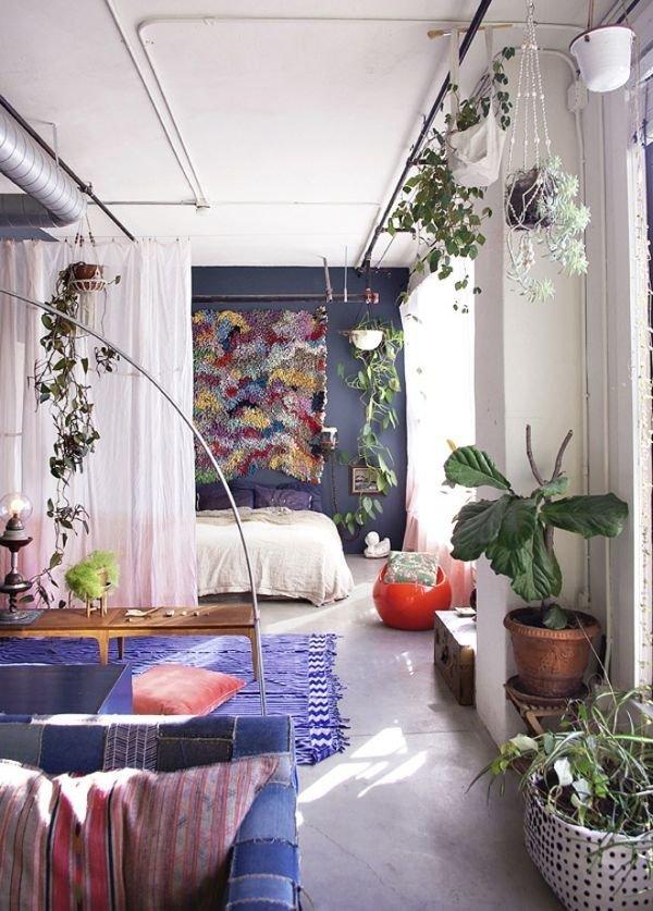 Как декорировать квартиру-студию