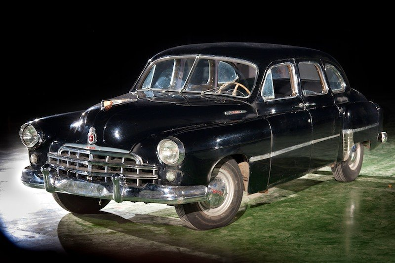 Легковой автомобиль ЗИМ ГАЗ-12 (1949-1960)
