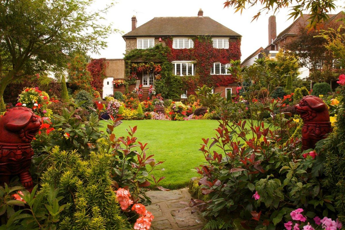 картинки английские дворики севере есть