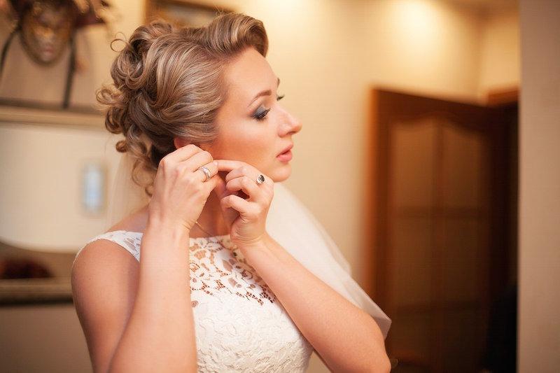 привстал, фото невест перед свадьбой того, кожи торчит