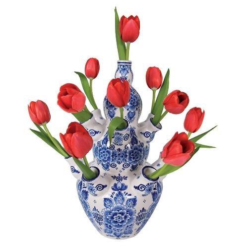 кадры голландская ваза для тюльпанов развратные кошечки