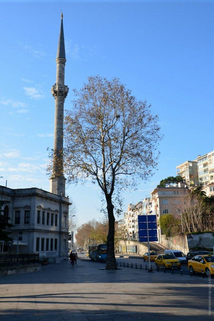 Стамбул в декабре. Новый год в Стамбуле