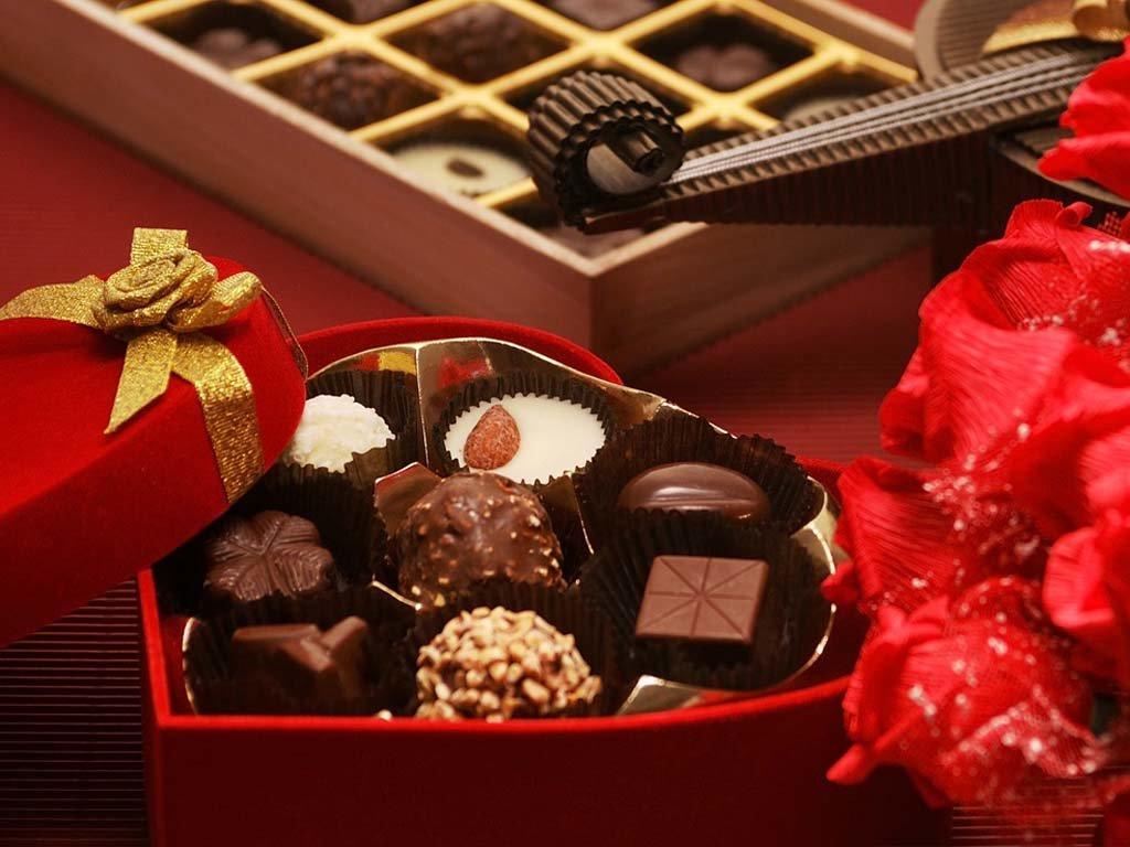 Открытки ко дню шоколадных сюрпризов, картинки