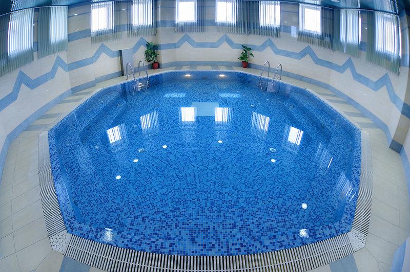 Фитнес-центр | Гостиница «На семи холмах» | Ханты-Мансийск
