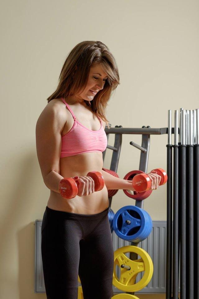 Персональный фитнес - тренер