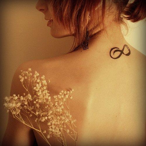 Татуировки сзади на шее. Обсуждение на LiveInternet - Российский Сервис Онлайн-Дневников