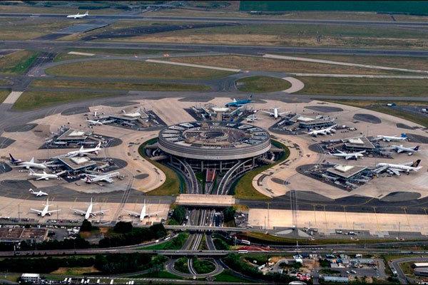 Международный аэропорт Шарль-де-Голля