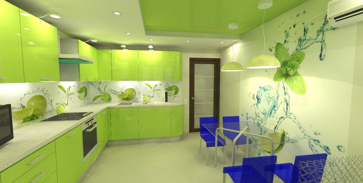 этих кораблей картинки дизайн кухни в зеленом цвете есть