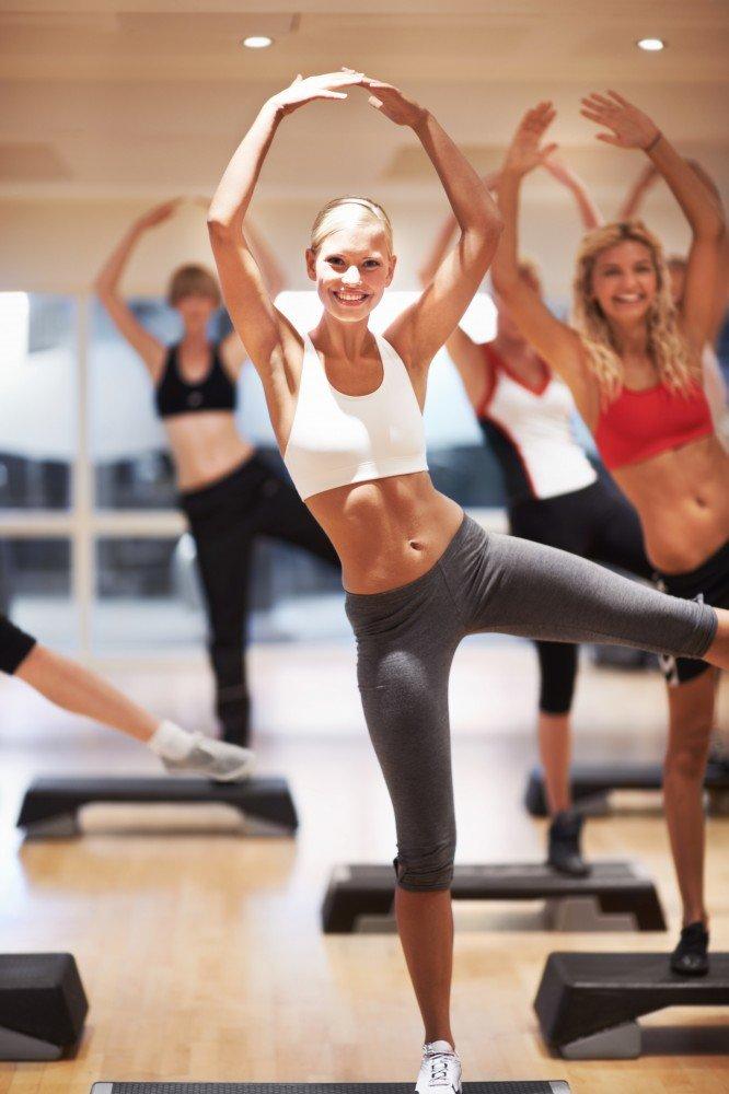 Фитнес тренинг для похудения