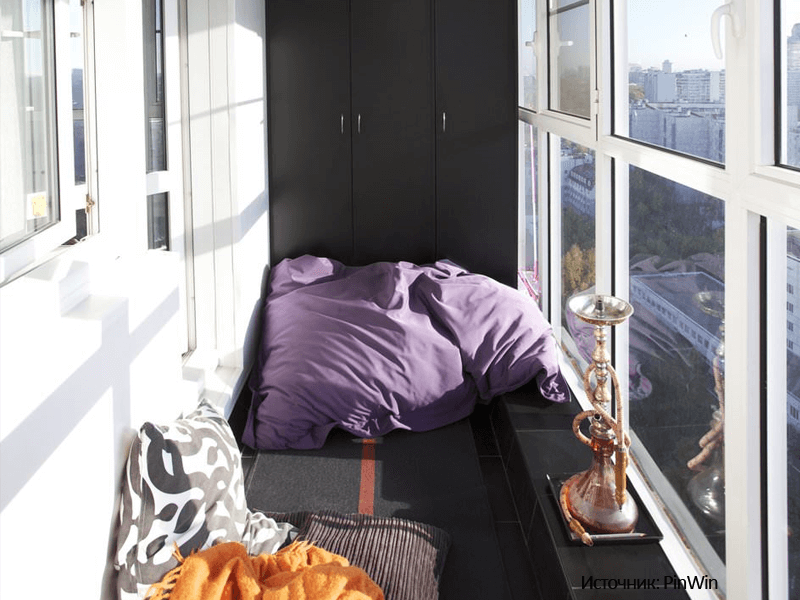 """Перина-кровать для отдыха на балконе"""" - карточка пользовател."""