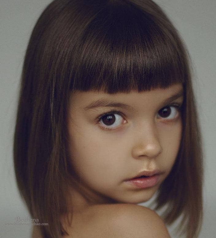 детские стрижки для девочек фото каре