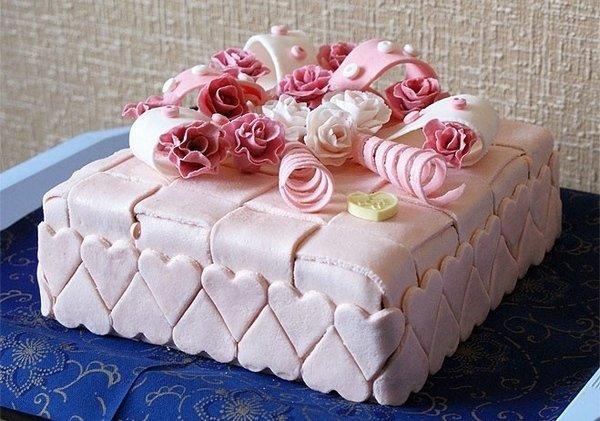 Блог сайта «Украсить — украсить торт мастикой»