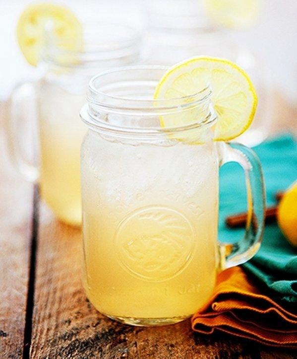Дынно-мятный лимонад