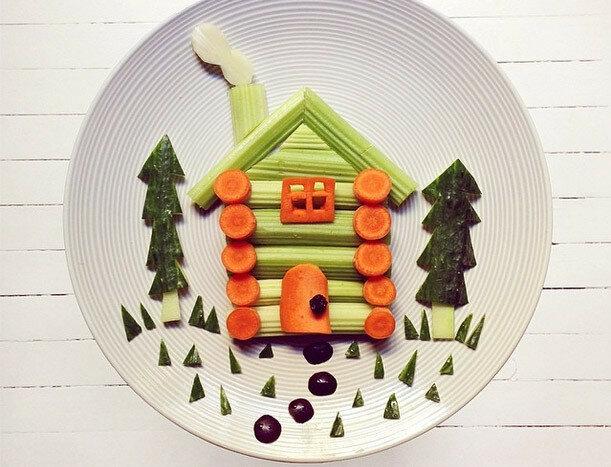 Еда как искусство - Газета.Ru | Фото