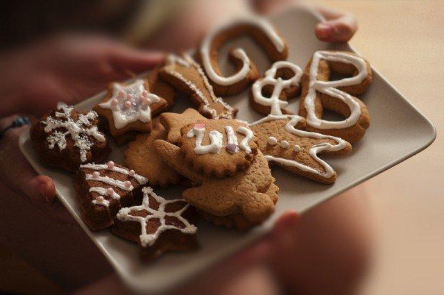 Имбирное печенье - TEST BAKE - Ginger&Blonde
