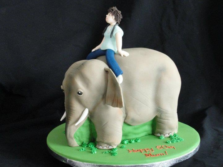 как сделать слоненка (1)