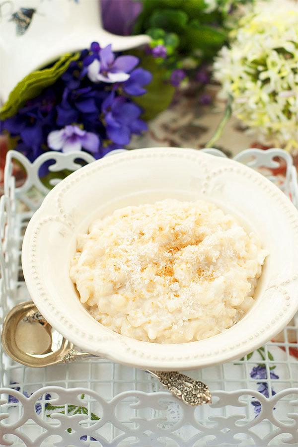 Каша рисовая. Пошаговый рецепт с фото