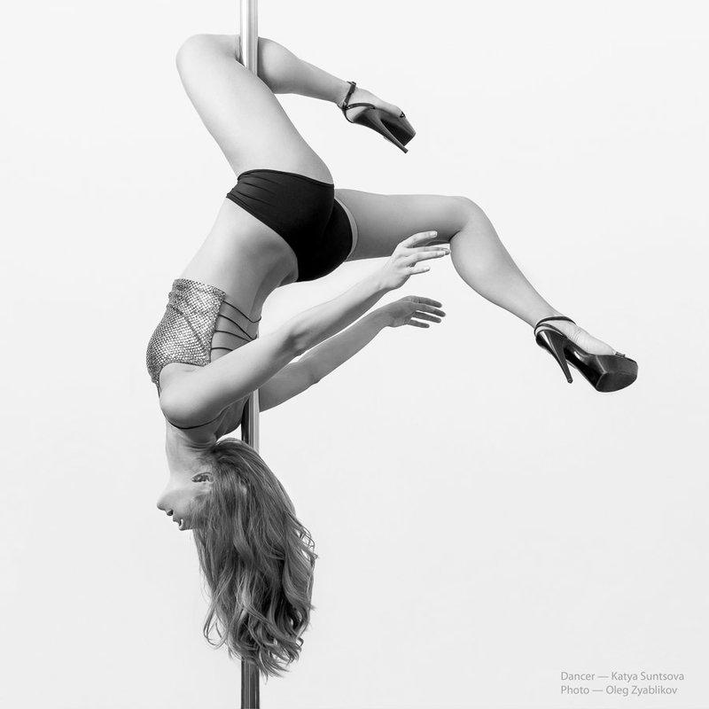 Катя Сунцова. Танцевальное портфолио. Pole Dance. 2013