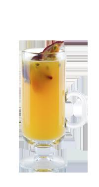 Коктейль «Чай цитрус с маракуйей»