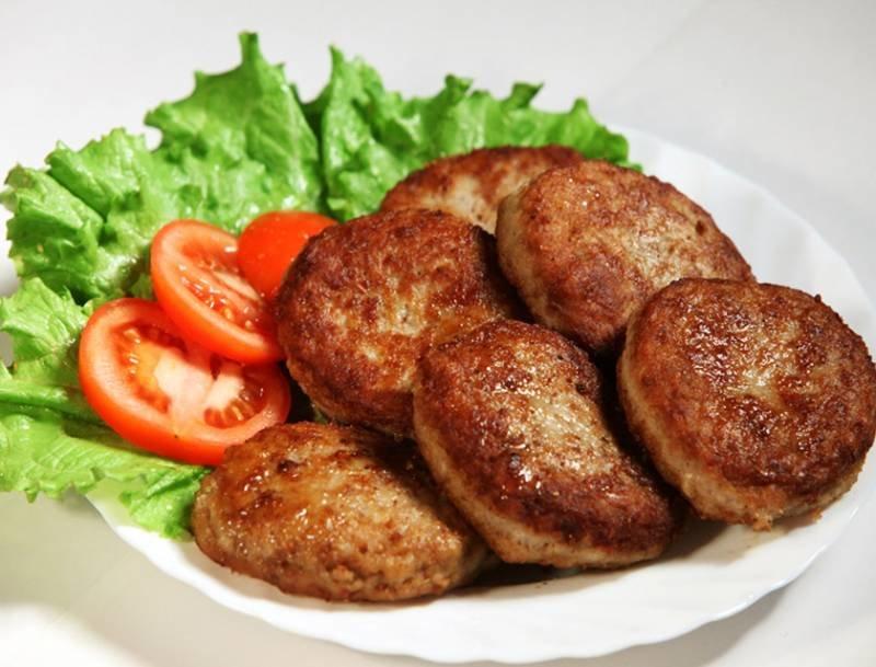 Котлеты полтавские - Мясные блюда - Рецепты - Вкусные рецепты на каждый день