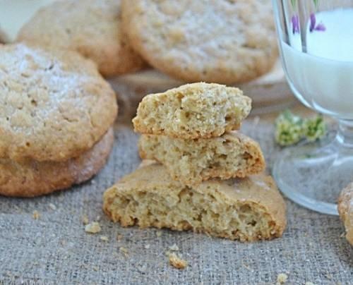 Овсяное печенье в домашних условиях