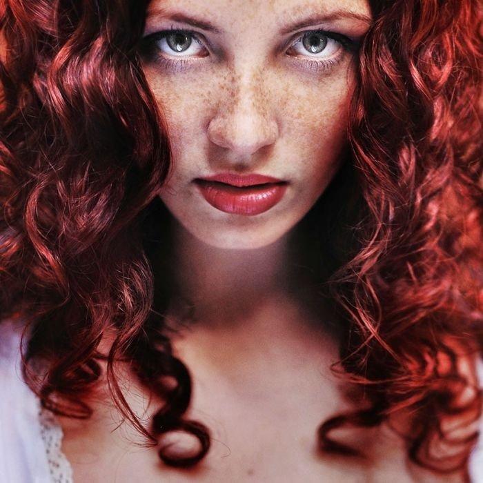 рыжие бесстыжие девушки фото