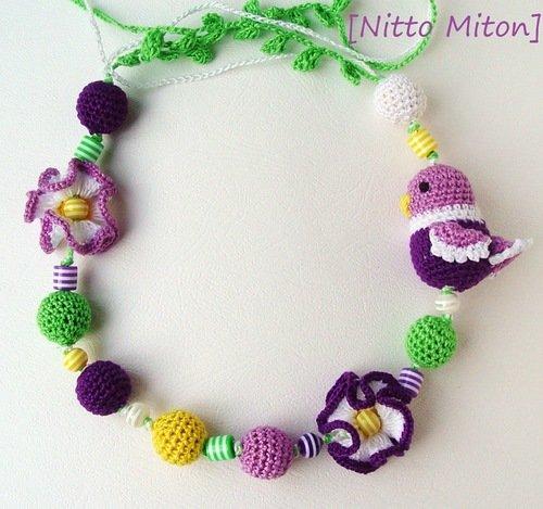 Слингобусы Птичка - Nitto Miton