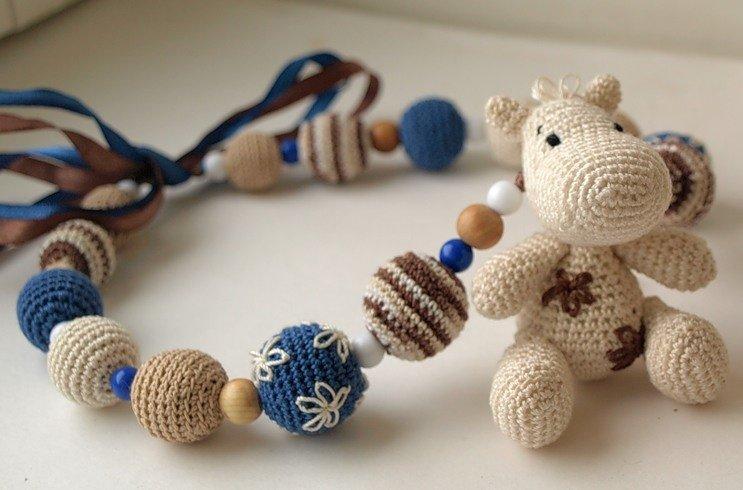 вязаные слингобусы для мам и малышей своими руками