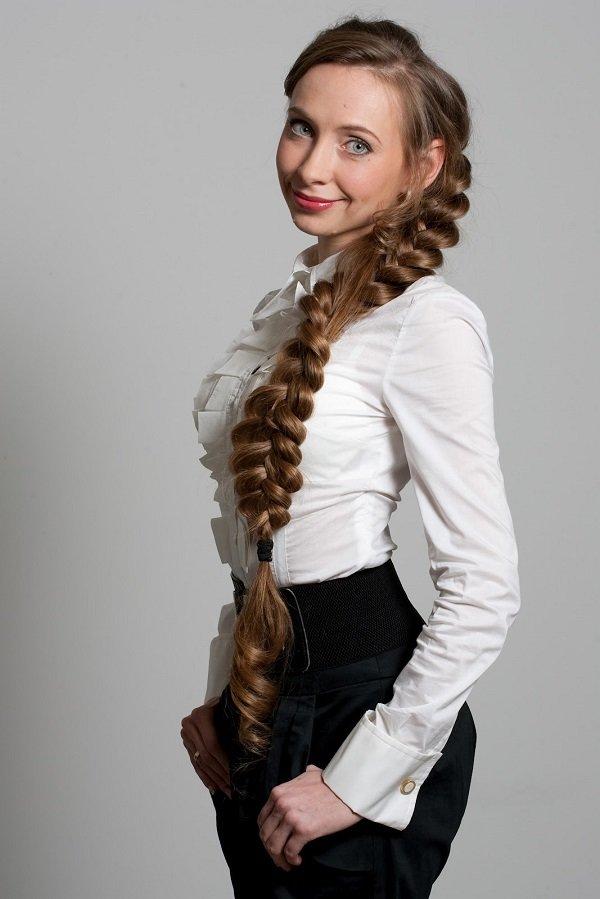 Картинки длинных кос