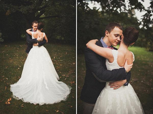 Милая свадьба маленьких людей с большим сердцем   SM.News   447x600