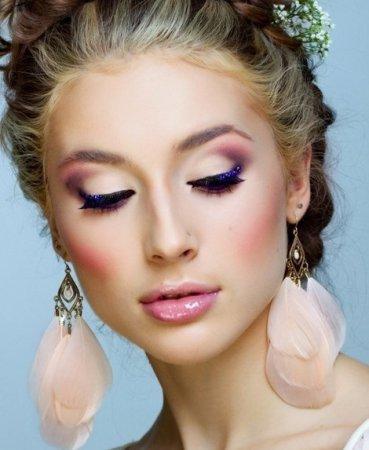 Каким должен быть макияж на выпускной?