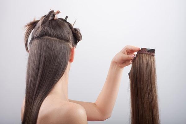 Можно ли накручивать искусственные волосы на заколках