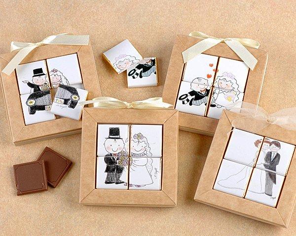 Подарки для гостей - свадебное агентство TOBELOVE