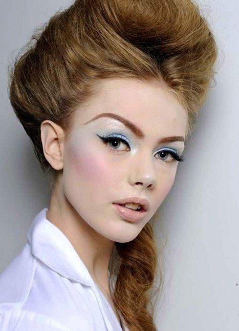 Ретро-макияж