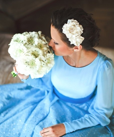 Синий цвет свадьбы и его спокойные оттенки | Все для организации праздника. Каталог свадебных услуг в Борисове