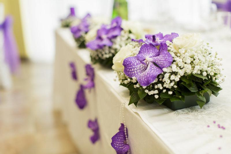 Свадебная флористика своими руками