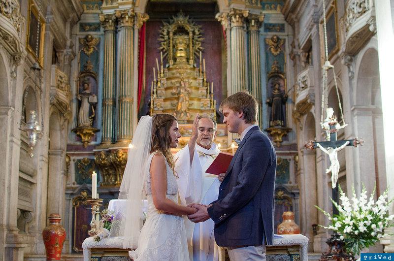 Свадебная церемония в Португалии - Николай && Милана :: Путешествия и фотография