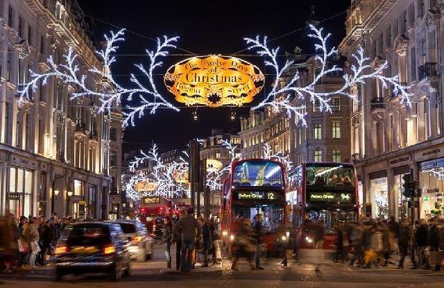 Новый год в Лондоне: туры на Новый год, Рождество 2017 и зимние каникулы в Лондон. Отзывы туристов и советы экспертов.
