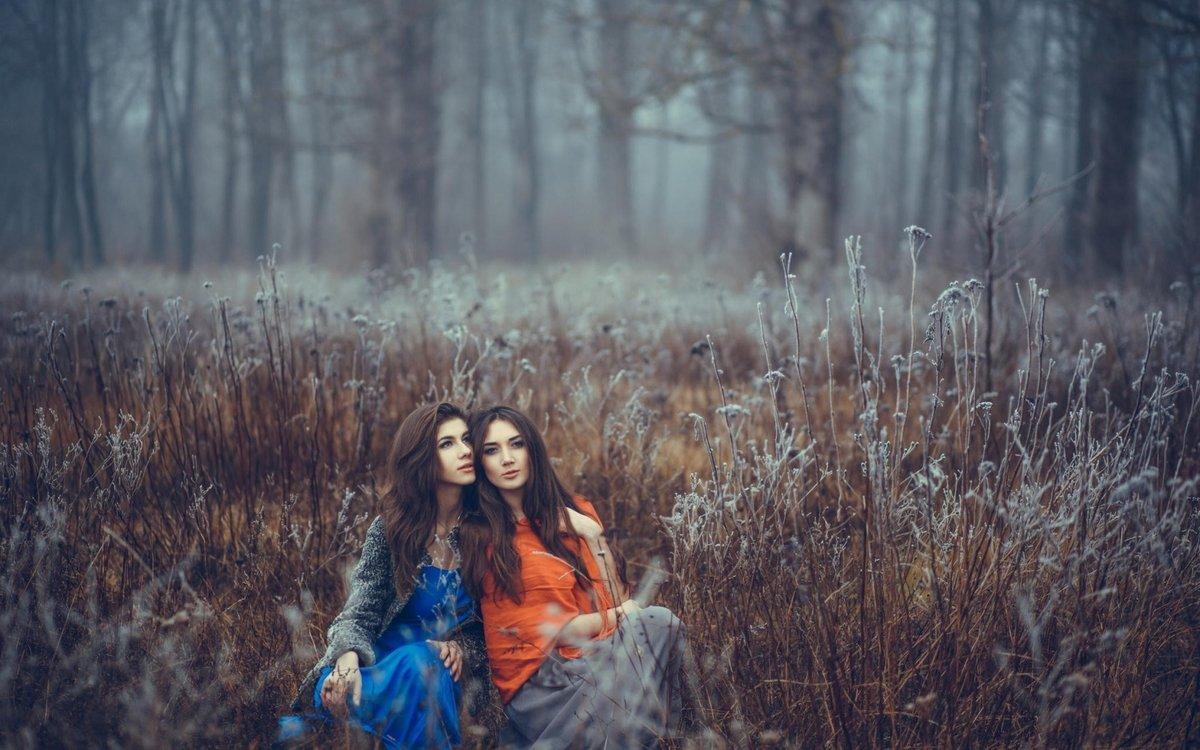 фотосессия подруг в лесу точную стоимость