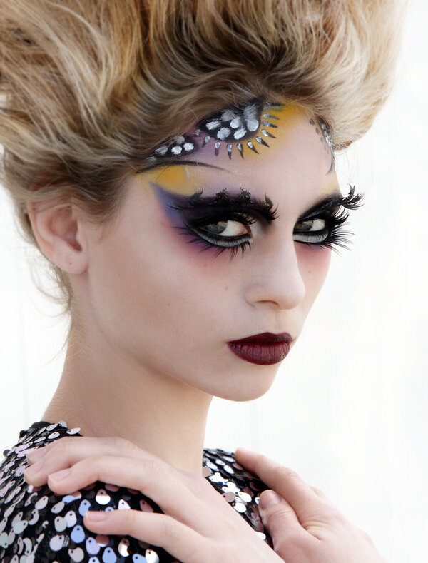 1000 Images About Fashion On Pinterest Avant Garde Makeup
