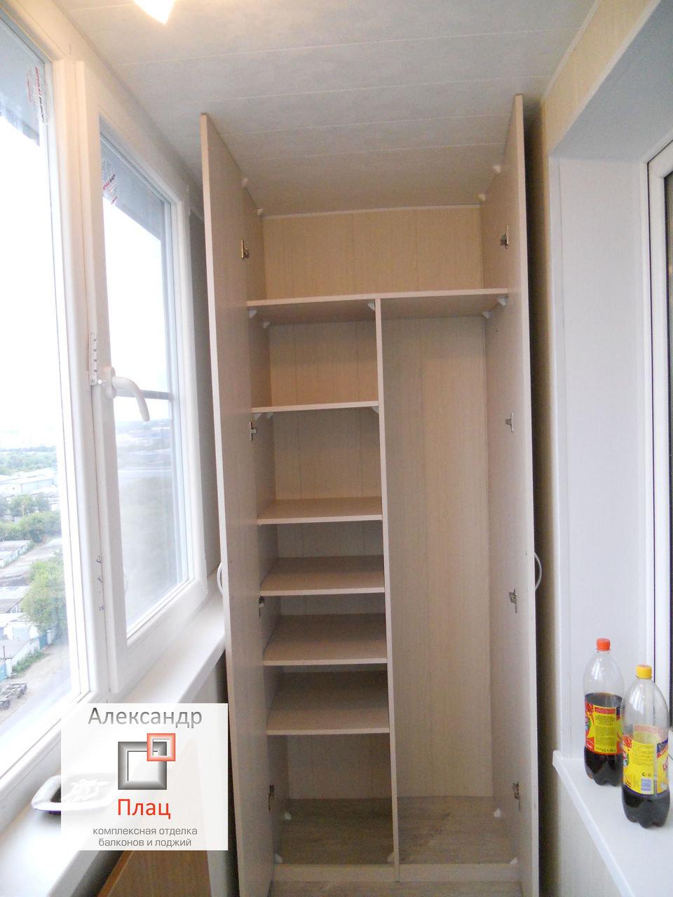 """Как сделать полки на балконе дешево и красиво видео"""" - карто."""