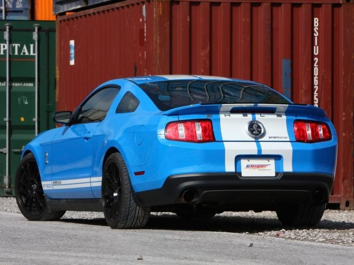 Geiger Shelby GT500