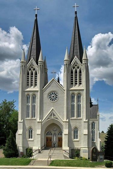 католицизм храмы