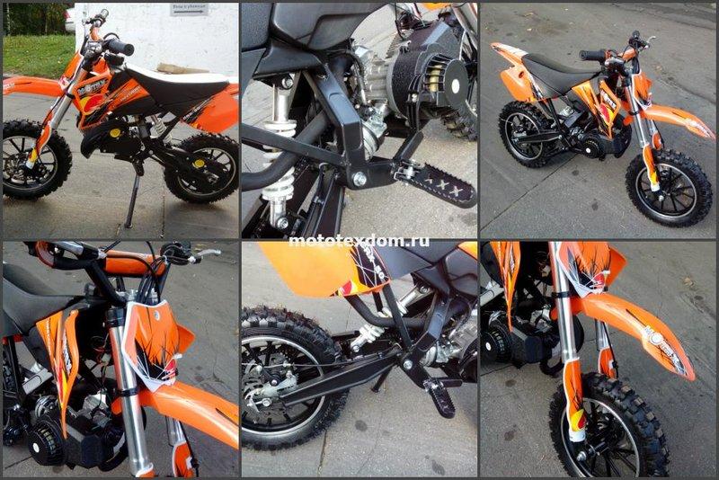 Купить детский мини кросс Motax 50 сс | Продажа мотокроссовых мотоциклов недорого, миникросс в Москве | mototexdom