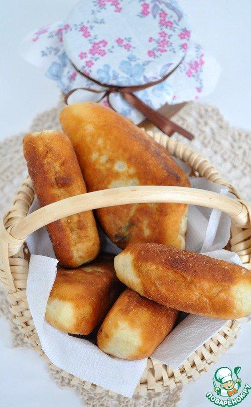 рецепт пирожков с папоротником