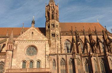 Фрайбургский кафедральный собор
