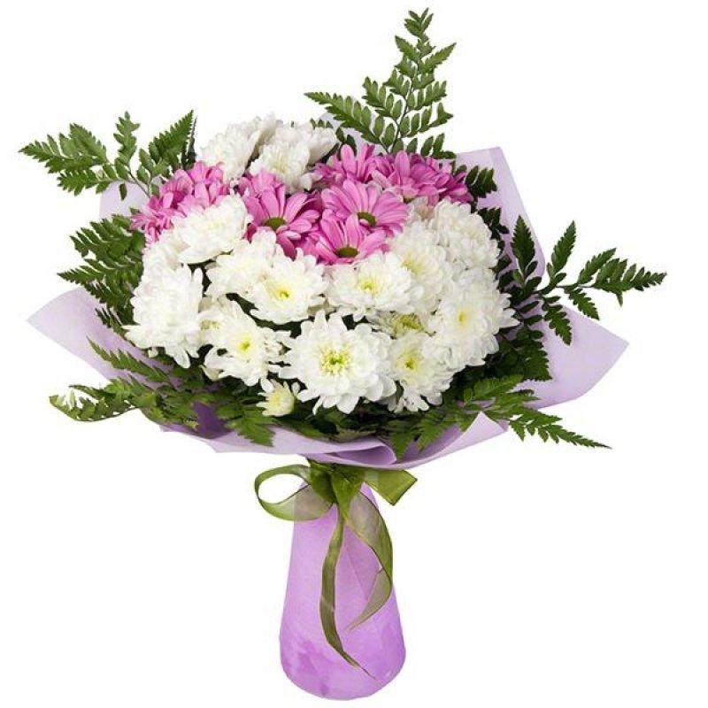 Купить букет дешевых цветов